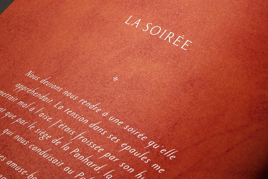 Musée de la Mode, textes