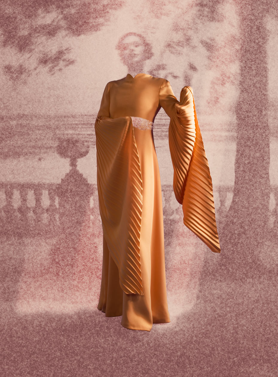 Musée de la Mode, image d'intérieur du livre