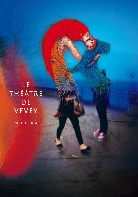 Théâtre de Vevey - Visuel de saison 13/14