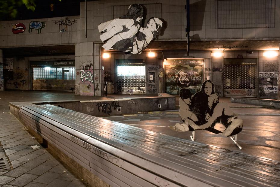 L'Aube victorieuse, Bruxelles 2008